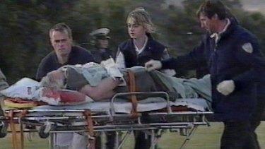 Thirty-five people were shot dead during the Port Arthur massacre.