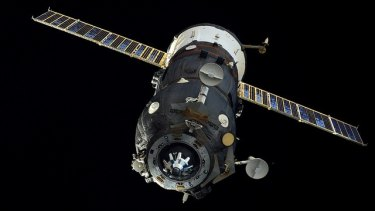 Ground control teams have lost contact with a Russian Progress space cargo ship.