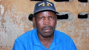 Alusine Koroma, the brother of Mohamed Mansaray.