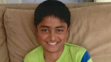 Ten-year-old Melbourne boy Ronak Warty died in  2013 after an allergic reaction to dairy found in a coconut drink.