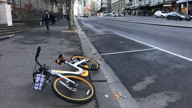 An issue, and one that will be rife in the shared economy, is whether disrupters such as oBike, Uber and others should pay to use public land for commercial activity.