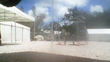 Accommodation in Nauru.