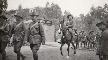 """""""There had to be more to WWI than these cardboard heroes, but it felt 'un-Australian' to question the Anzac legend."""""""