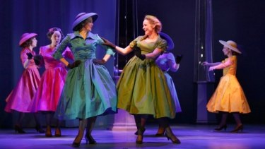 The MTC's Ladies in Black is an adaptation of the the popular Madeleine St John novel The Women in Black and features music by Tim Finn.