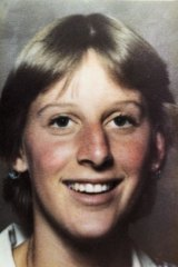 Michelle Buckingham, who went missing in 1983.