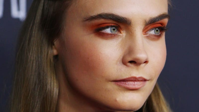 It S Ok To Be A Tiny Bit Afraid Of Cara Delevingne