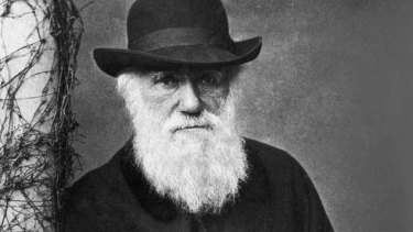 Charles Darwin published his theory of evolution in 1859.