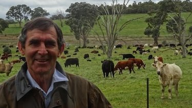 Boorowa farmer David Marsh has turned cattle grazing on its head by focusing on the landscape instead of livestock.