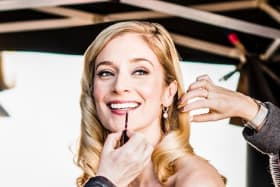 She's got everything ... except a man: Caitlin FitzGerald as Serena in season three of <i>UnREAL</I>.