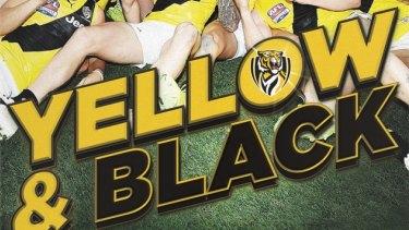 Yellow & Black. By Konrad Marshall.