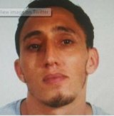 Spanish media have published this photo of a man they name as Driss Oukabar who they say is the man police arrested earlier.