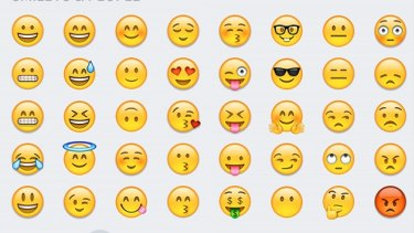 Emojis are a key part of how young people communicate.