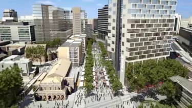 New designs have been released for the $2 billion Parramatta Square redevelopment.