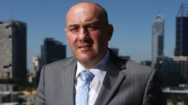 James Limnios faced a motion of no confidence in May.