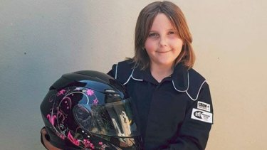 Anita Board died on Sunday from injuries sustained in a drag racing crash.