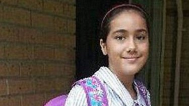 Slain schoolgirl Tiahleigh Palmer was a well-loved friend to many.