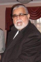 Omar Hallak principal of Al-Taqwa College.