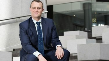 Tim Wilson, Freedom Commissioner at the Human Rights Commission.