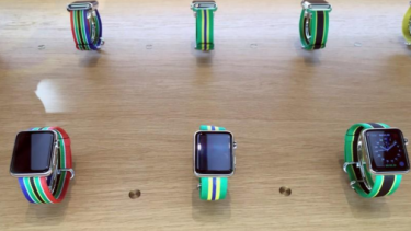 Apple crashes Samsung's Olympic gadget party with unofficial merchandise