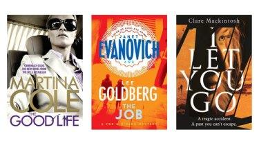 Take 3's pick of the latest crime novels.