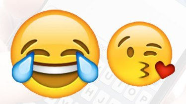 Emoji was named Oxford Dictonary's Word of the Year in 2015.