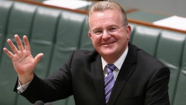 Bruce Billson will bid farewell to Parliament as he takes on the role of Franchise Council of Australia chairman.