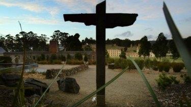 The site of the Port Arthur massacre a decade on.