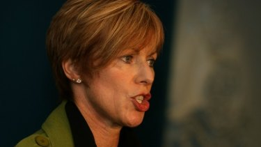 Former CFA chief Lucinda Nolan.