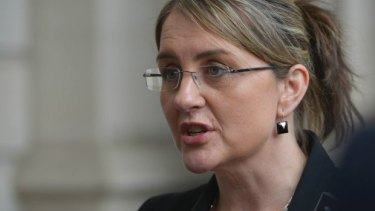 Victorian Transport Minister Jacinta Allan says the government is still considering options for ride-sharing.