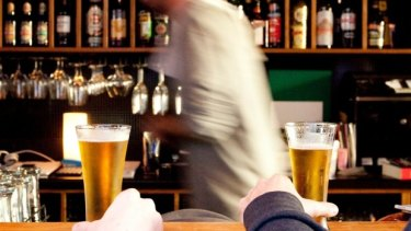 Study finds chances of becoming a victim of alcohol-fuelled violence increase at venues with extended trading hours.