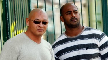 Andrew Chan and Myuran Sukumaran were executed by firing squad in Indonesia.