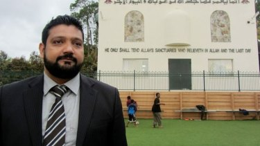 Islamic Council of Queensland spokesman Ali Kadri has shared how he dealt with online trolling.