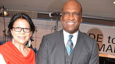 Sheri Yan was sent to jail for bribing the former president of the United Nations General Assembly, John Ashe.