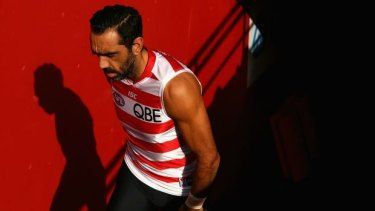 The attacks on Goodes in recent times have reached such a level that they are reflecting poorly on our entire nation.