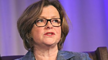 """ACTU president Ged Kearney: """"Tax loopholes that advantage the super-wealthy are fuelling inequality.''"""