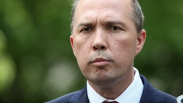 Immigration Minister Peter Dutton has said the asylum seekers will not be allowed to come to Australia.