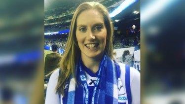 Perth woman Claire McShanag.