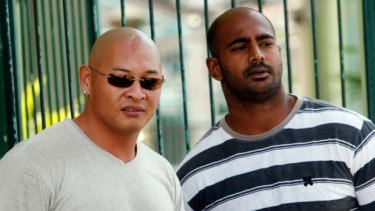Andrew Chan and Myuran Sukumaran:  From all reports, they are now model human beings and much loved, different people from what they were more than a decade ago.