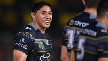 The Raiders say they have to stop Jason Taumalolo.