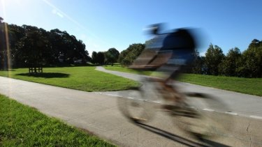 Perth cyclists have been targeted by a new page created on Facebook