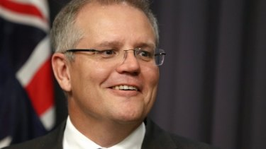 Treasurer Scott Morrison says the fact that companies are restructuring proves the laws are working.
