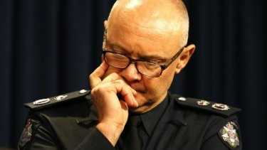 Former Police Commissioner Ken Lay says he was brought to tears by the report.