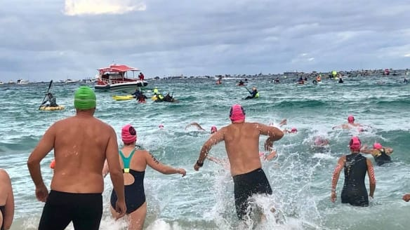 Rottnest swim event cancelled 'for safety reasons'