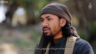 Former Buddhist and Melbourne resident Neil Prakash, aka Abu Khaled al-Cambodi.