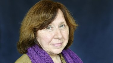 Nobel Prize winner Svetlana Alexievich vividly brings to life the speakers in <i>Secondhand Time</i>.
