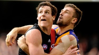 Eric MacKenzie could be a target for the Bombers and former Eagles coach John Worsfold.