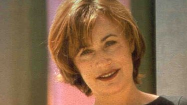 Singer in 2001, as presenter of The Arts Show on ABC.