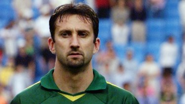 Former Socceroo Steve Horvat, in his Socceroos days, is behind a push to get an A-league team in Geelong.