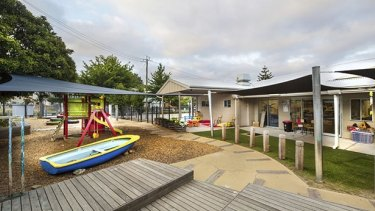 A Chinese investor has paid well over the reserve price for a Camberwell childcare centre.