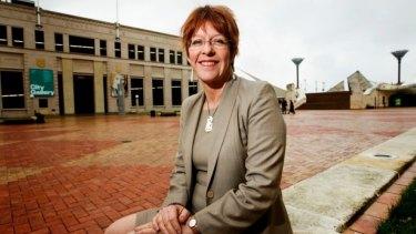 Wellington Mayor Celia Wade-Brown.